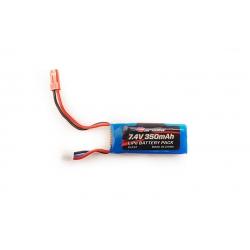 Batterie LiPo 2S 7.4V 350mah GT24B