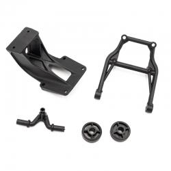 Kit support aileron et anti wheeling pour Funtek STX