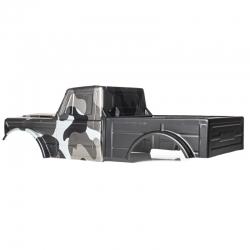 Carrosserie complete pre peinte  Crawler Survival avec accessoires