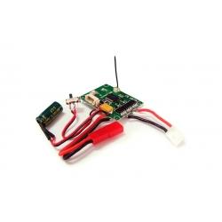 Module reception ESC/RX pour GT24 - New version