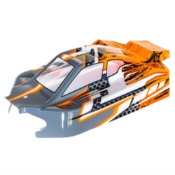 Carrosserie NXT EVO 4s orange/grise