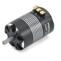 XERUN-3652SD-G2-6100KV-BLACK-5mm axle