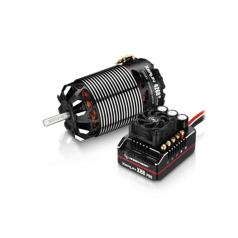 COMBO XR8 PRO G2 -4268 2800KV G3 - On road