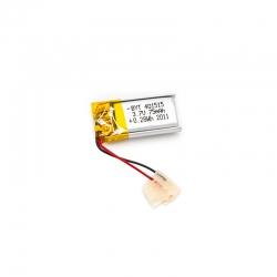 Batteries Turbo Racing Micro Rally LiPo 3.7V 75mAh