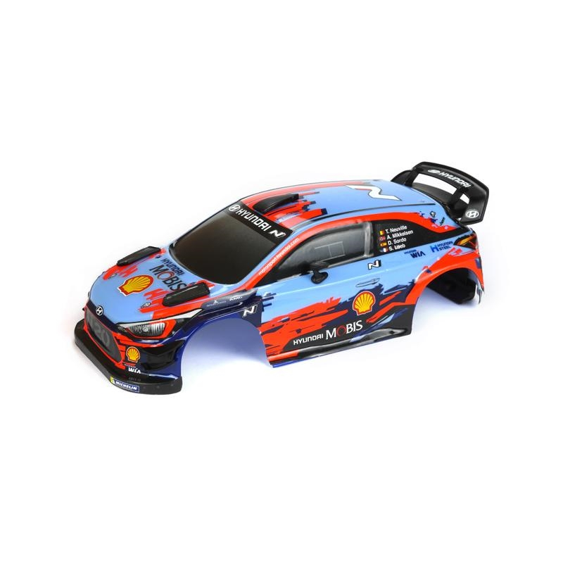 Carrosserie GT24 i20 peinte et decorée