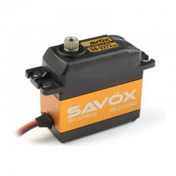 Servo Brushless SAVOX  DIGITAL  7kg / 0,035sec. 7.4V