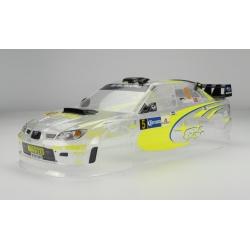 Carrosserie Subaru WRX 2006 Impreza 1/10  200 mm complète non peinte