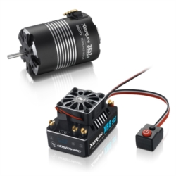 COMBO XERUN XR8 SCT+moteur XERUN 3652SD-5100KV-d  5.0mm