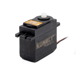 Servo Konect Digital 6kg-0.12s pignons plastique