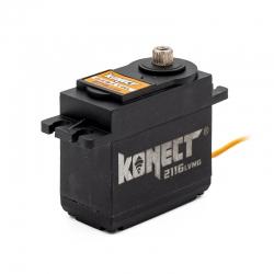 Servo Konect Digital 21kg-016s pignons métal