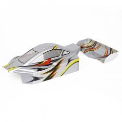 Carrosserie buggy SURVOLT SPORT style 2 + Aileron