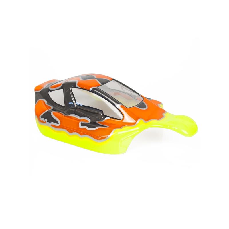 Carrosserie STR8 pre peinte gris / rouge