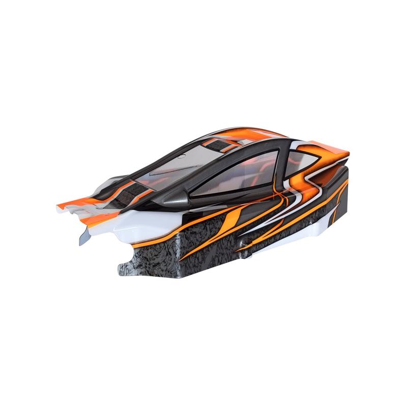 Carrosserie BX8SL Runner orange