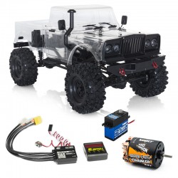 Kit PROPACK à monter crawler CRX seul version V2