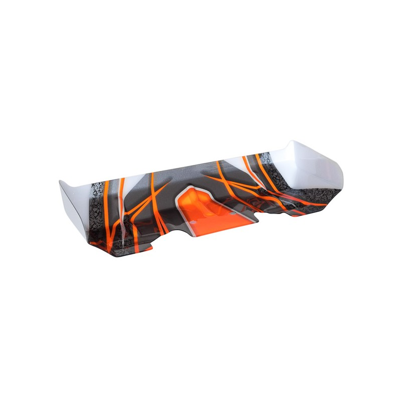 Aileron lexan BX8SL Runner Orange