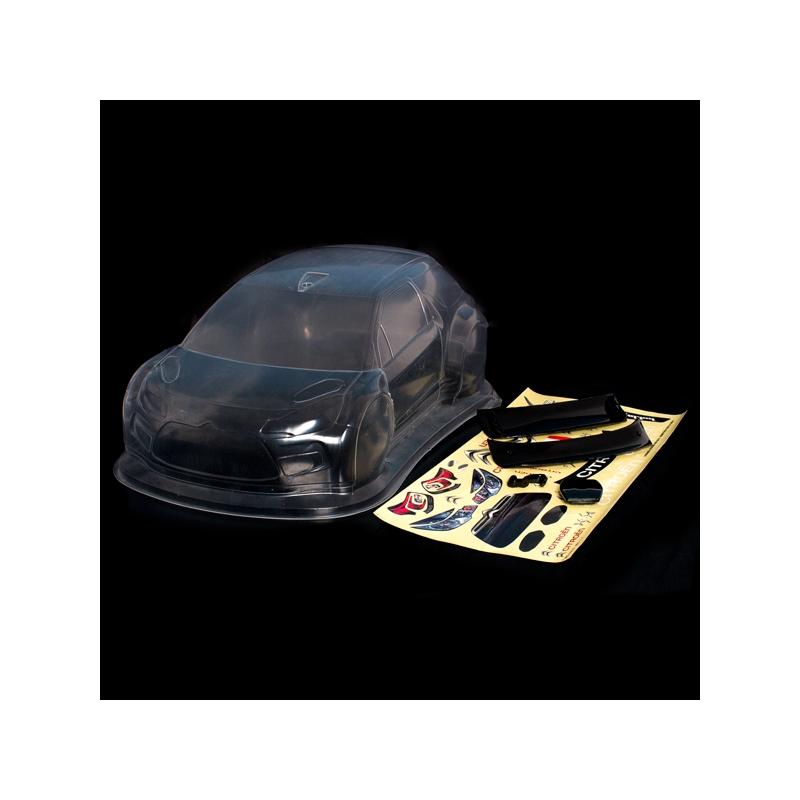Carrosserie Citroen DS3 Licensed non peinte+deco+accessoires