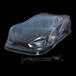 Carrosserie Concept Car+aileron
