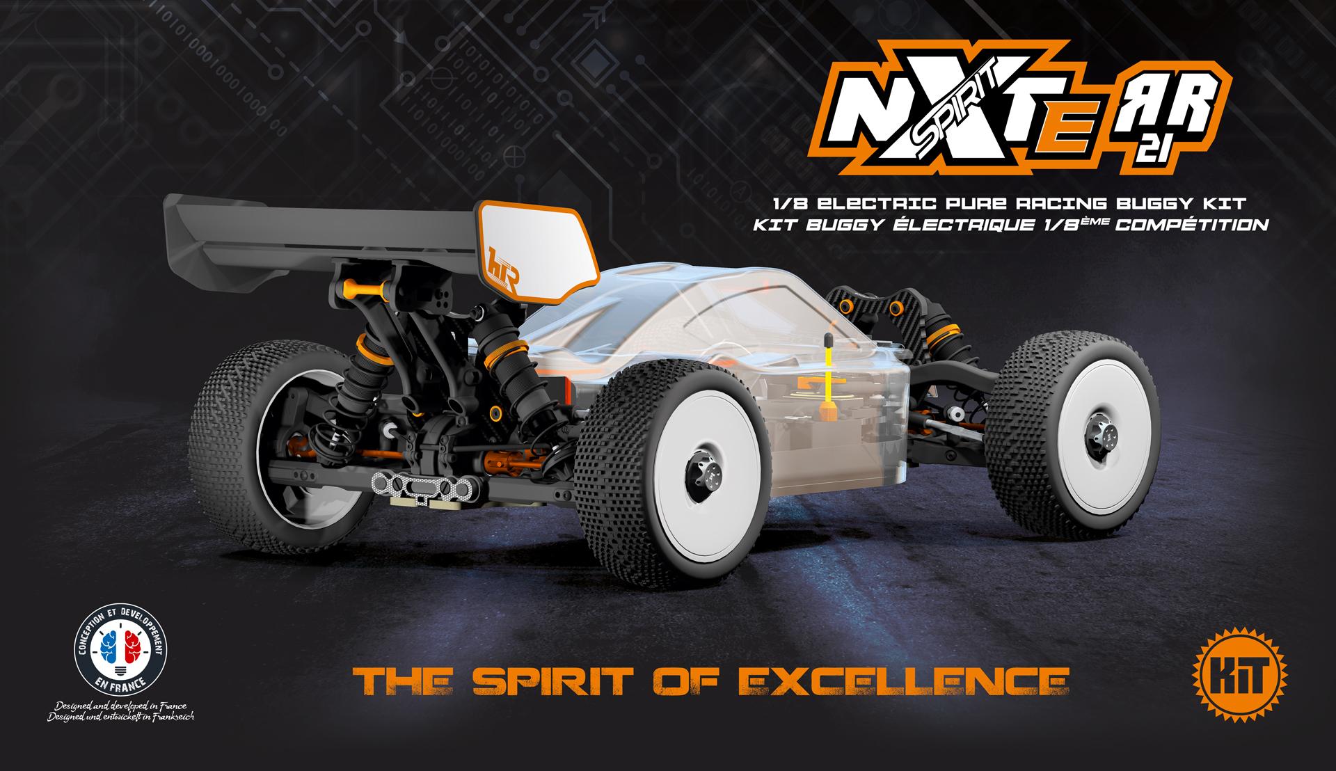 SPIRIT NXTE RR21