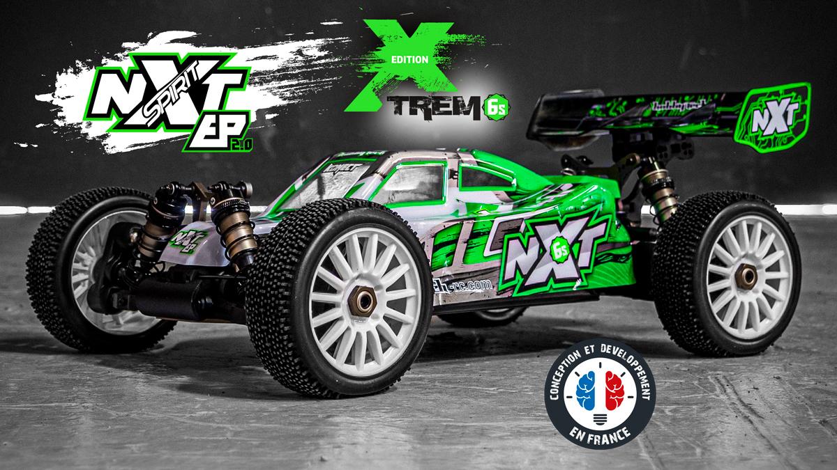 HOBBYTECH SPIRIT NXT EP 2.0 Xtrem Edition